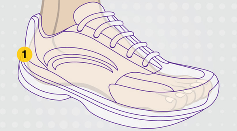 نکات خرید بهترین کفش پیاده روی