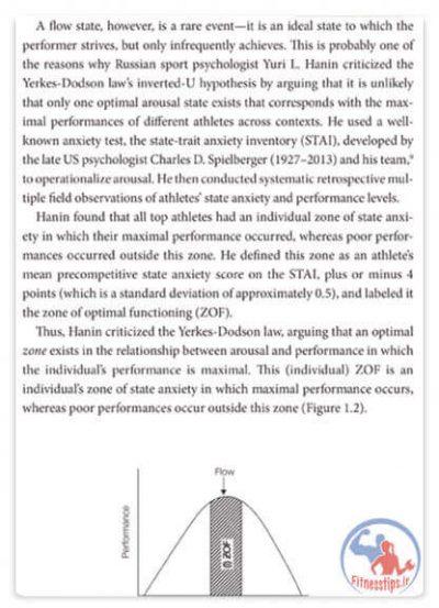 کتاب روانشناسی افزایش عملکرد جسمانی