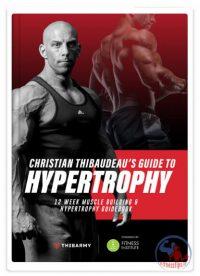 کتاب هایپرتروفی عضلانی