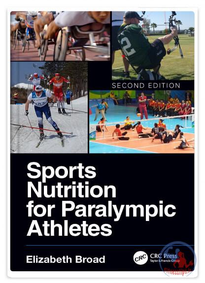 کتاب تغذیه ورزشی ورزشکاران پارالمپیکی
