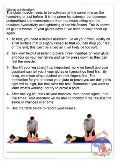کتاب حرکات کششی برای دونده ها