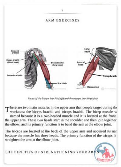 کتاب آموزش بدنسازی در خانه