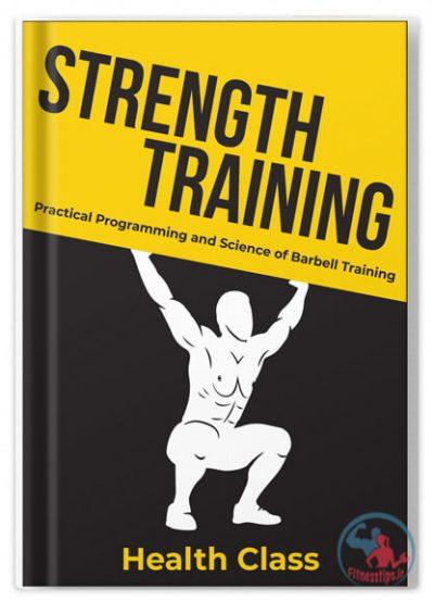 کتاب برنامه تمرینات قدرتی