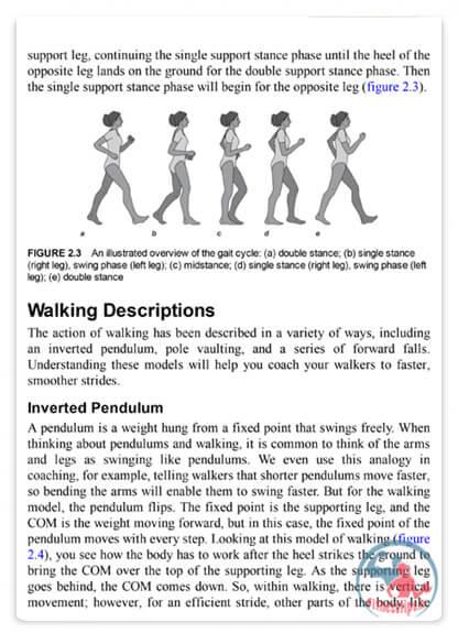 کتاب آموزش پیاده روی