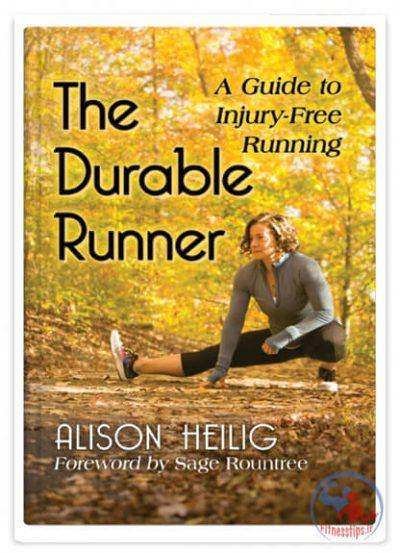 کتاب راهنمای دویدن بدون آسیب