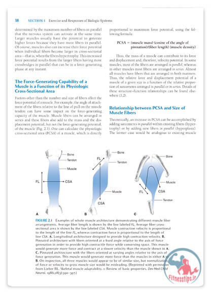 کتاب فیزیولوژی ورزشی پیشرفته