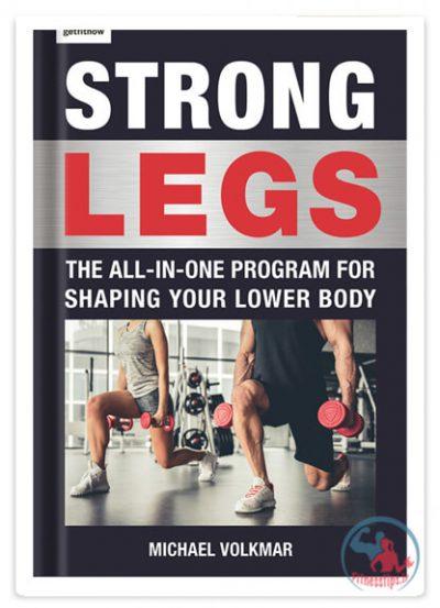 کتاب تمرینات پا در بدنسازی