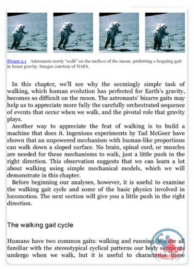 کتاب بیومکانیک حرکت انسان