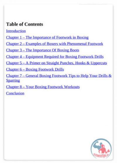 کتاب آموزش بوکس حرفه ای