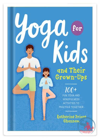 کتاب یوگای کودکان