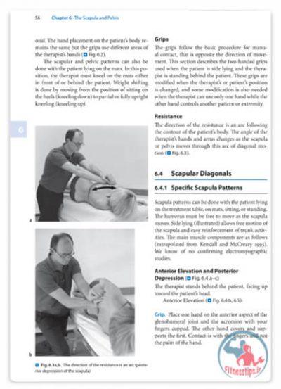 کتاب تمرینات پی ان اف