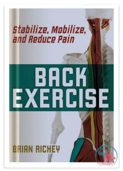 کتاب تمرینات کمر درد