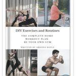 کتاب تمرینات خانگی بدنسازی