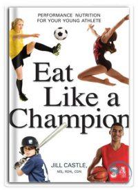 کتاب تغذیه ورزش قهرمانی