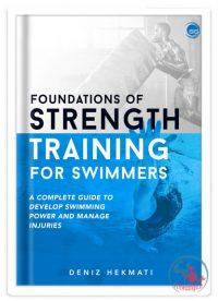 کتاب تمرینات قدرتی شناگران