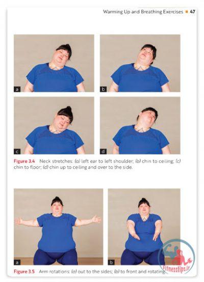 یوگا برای افراد چاق