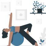 ورزش در منزل برای لاغری شکم تنها با انجام چند حرکت ساده